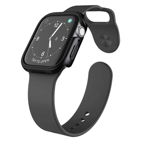 browse online apple watch series 3/2/1 black case from x-doria