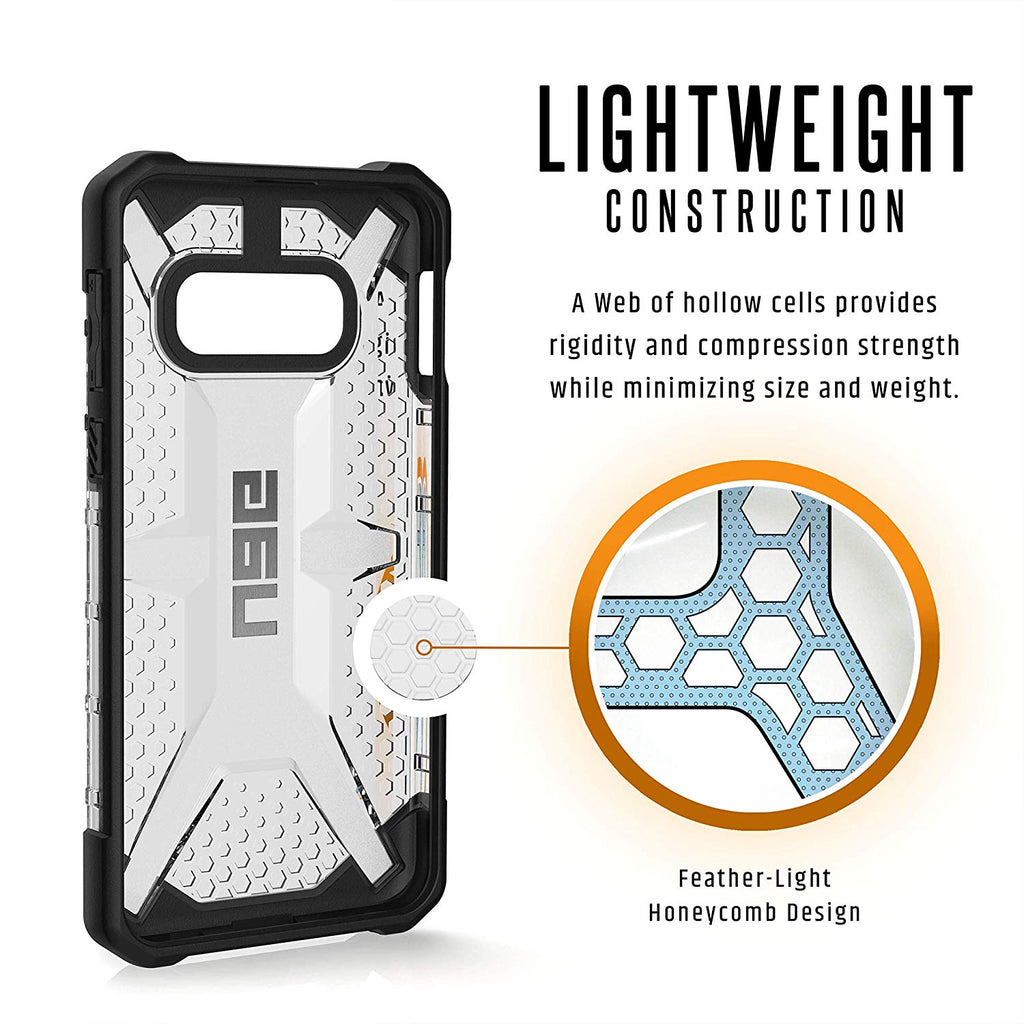 Shop Australia stock UAG PLASMA FEATHER-LIGHT CASE FOR GALAXY S10E (5.8-INCH) - ICE with free shipping online. Shop UAG collections with afterpay Australia Stock