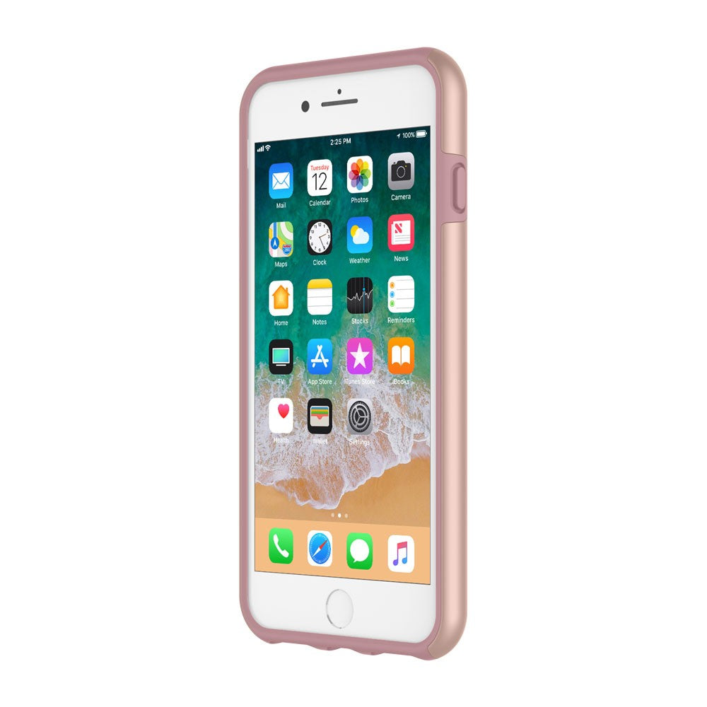 Shop Australia stock INCIPIO DUALPRO DUAL LAYER CASE FOR IPHONE 8 PLUS/7 PLUS/6S PLUS - IRIDESCENT ROSE GOLD with free shipping online. Shop Incipio collections with afterpay Australia Stock