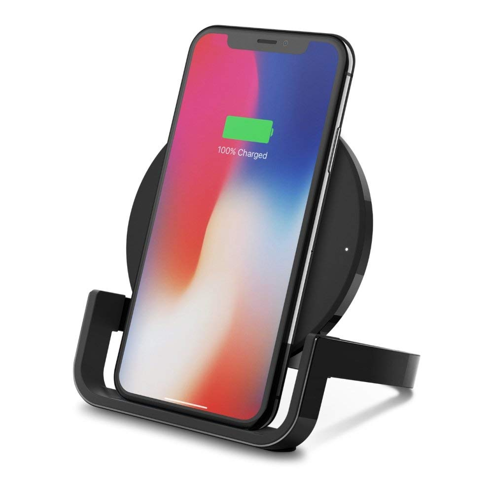 Shop Australia stock BELKIN QI BOOST UP WIRELESS 10W CHARGING STAND FOR IPHONE/SAMSUNG/LG/SONY - BLACK with free shipping online. Shop Belkin collections with afterpay Australia Stock