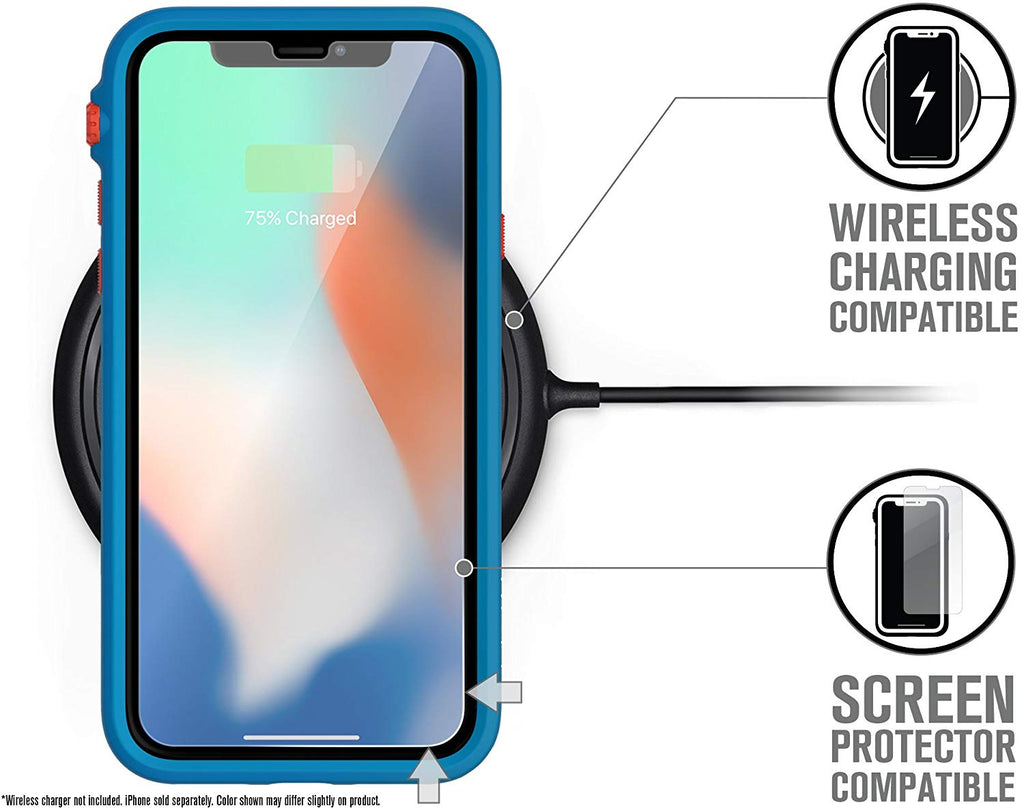 CATALYST IMPACT PROTECTION CASE FOR IPHONE XS MAX - BLUERIDGE SUNSET Australia Stock