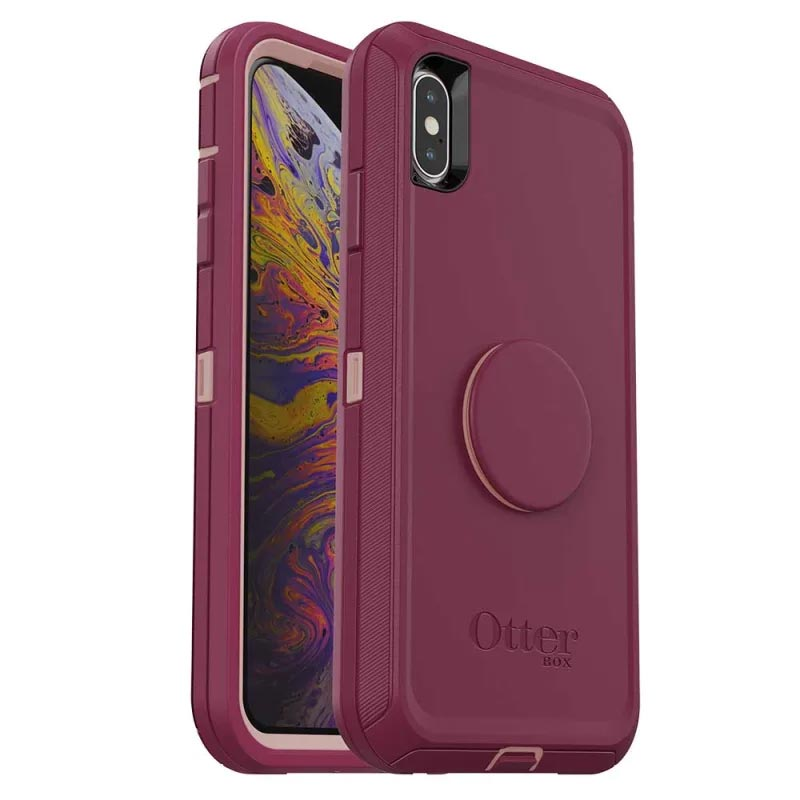 cute case with pop for iphone xs max. buy online and get free shipping Australia Stock