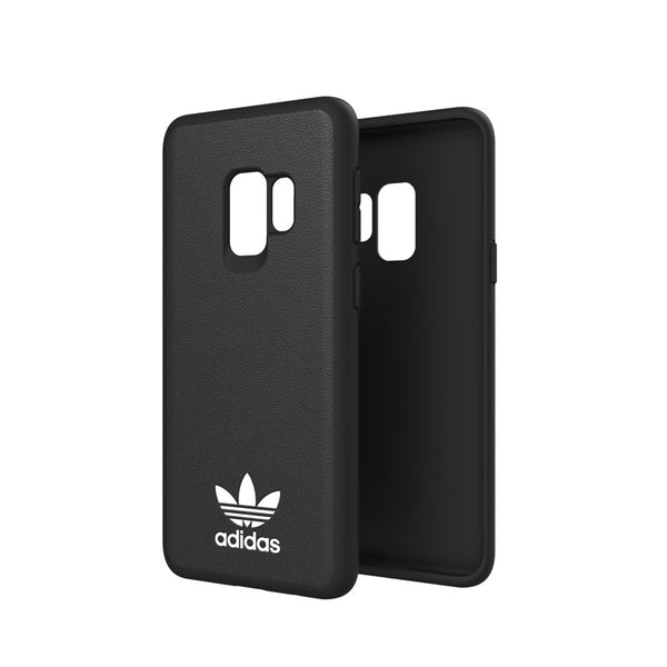 Adidas Originals Moulded Case For Samsung Galaxy S9 Black/white Colour