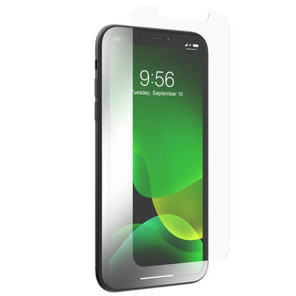 privacy screen protector tempered glass for iphone 11 from Zagg invisible shield