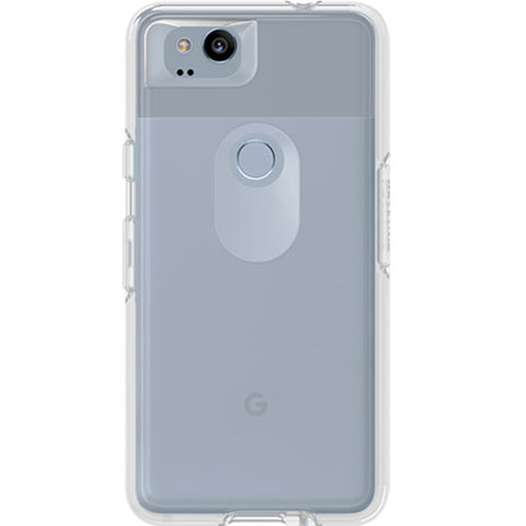 OTTERBOX SYMMETRY CLEAR SLEEK STYLISH CASE FOR GOOGLE PIXEL 2 - CLEAR