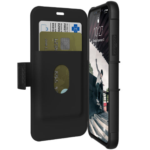 Shop Australia stock UAG METROPOLIS CARD FOLIO CASE FOR iPHONE XS/X - BLACK with free shipping online. Shop UAG collections with afterpay