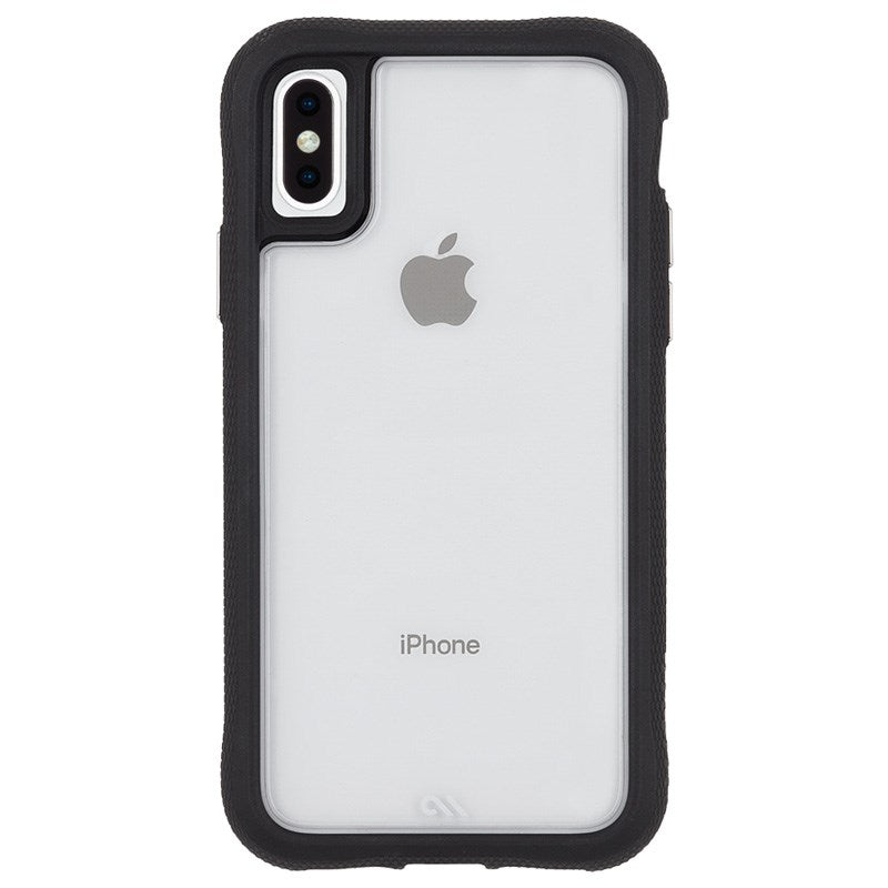 Place to buy TRANSLUCENT PROTECTION CASE FOR IPHONE XS/X - CLEAR/BLACK from CASEMATE online in Australia free shipping & afterpay. Australia Stock