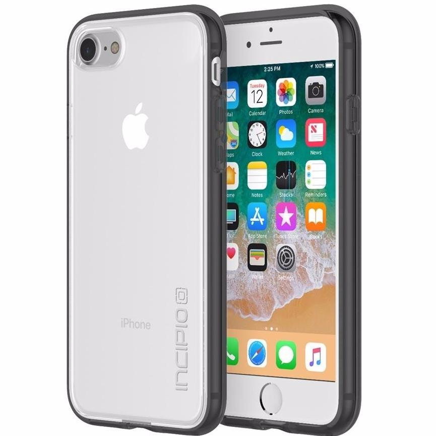 online store place to buy incipio octane pure translucent co-molded case for new iphone 8 or 7 smoke australia Australia Stock