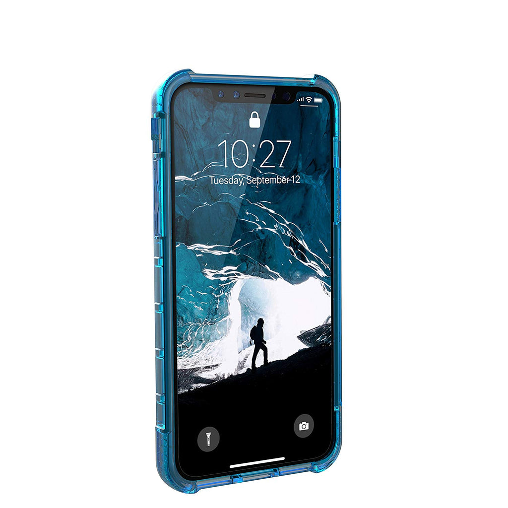 on sale f3c92 5c36f UAG PLYO ARMOR SHELL CASE FOR IPHONE XS MAX - GLACIER