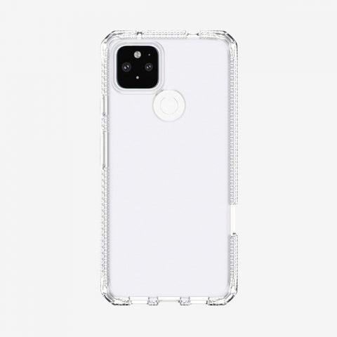 Buy new rugged case with spectrumclear design for google pixel 4a 5G from itskins, shop online at syntricate. stay protected and safe.
