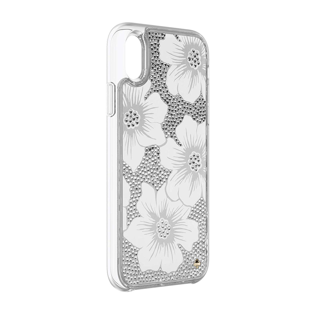 Shop Australia stock KATE SPADE NEW YORK FULLY CLEAR CRYSTAL PROTECTIVE CASE FOR IPHONE XR - HOLLYHOCK CREAM/BLUSH/GEM with free shipping online. Shop Kate Spade New York collections with afterpay Australia Stock