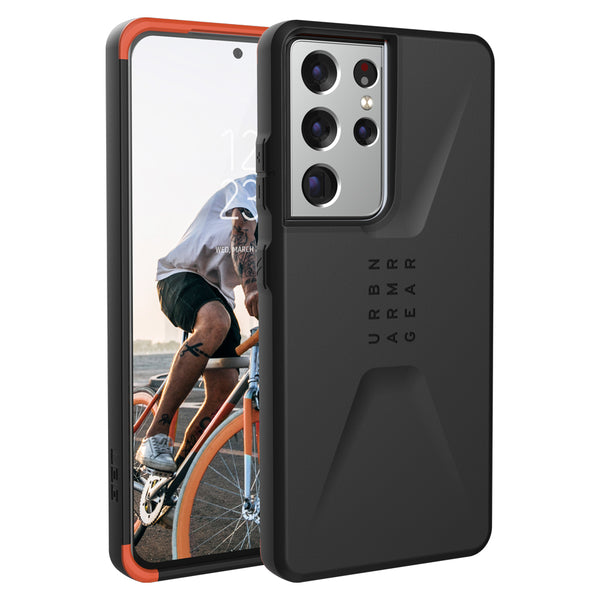 Best rugged case from UAG with impact resistant to protect your new Galaxy S21 Ultra 5G. Now comes with free shipping & afterpay available.