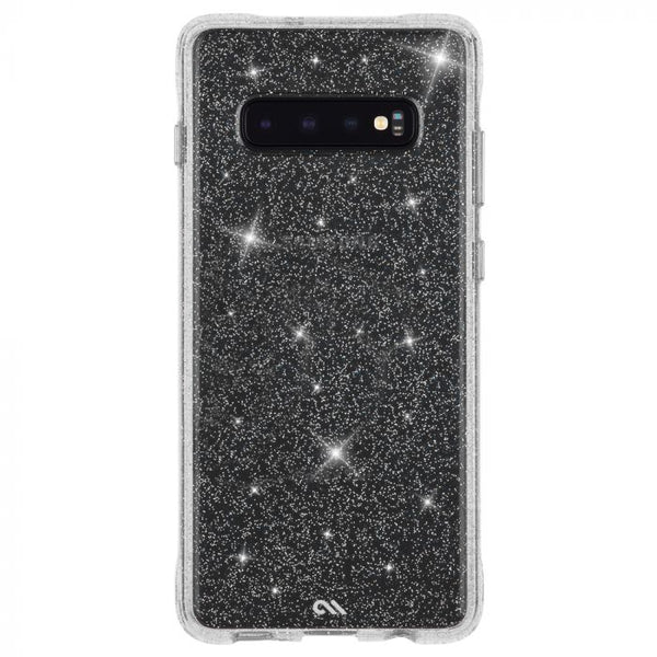 new clear glitter girly case for Samsung Galaxy S10 plus australia casemate