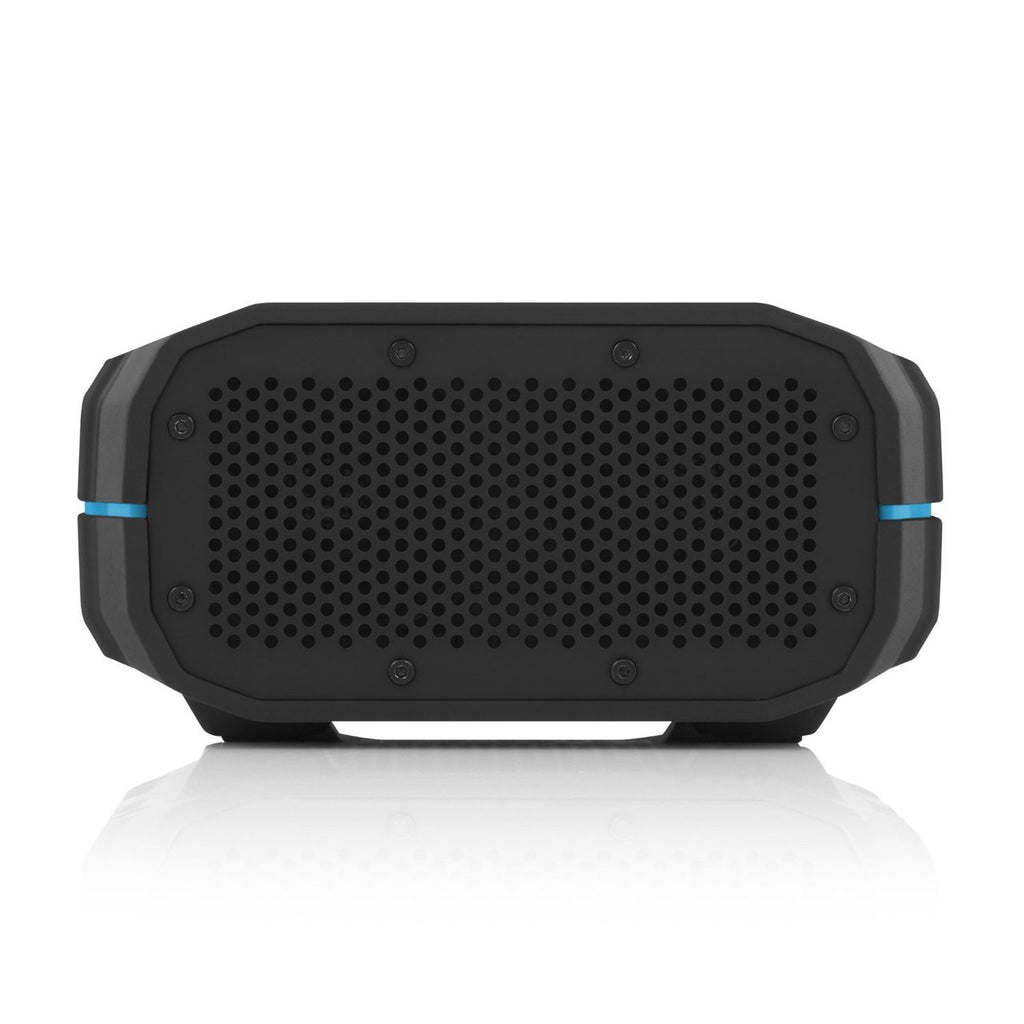 BRAVEN BRV-1 HD Wireless Bluetooth Speaker [WaterProof] - BLACK/CYAN