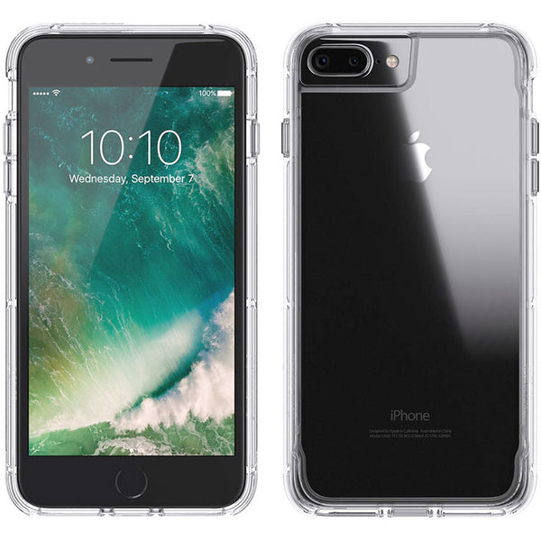 buy authentic product from Griffin Survivor Clear Rugged Case for iPhone 8 Plus/7 Plus/6S Plus - Clear. Trusted online seller and authorized distributor offer free shipping australia wide.
