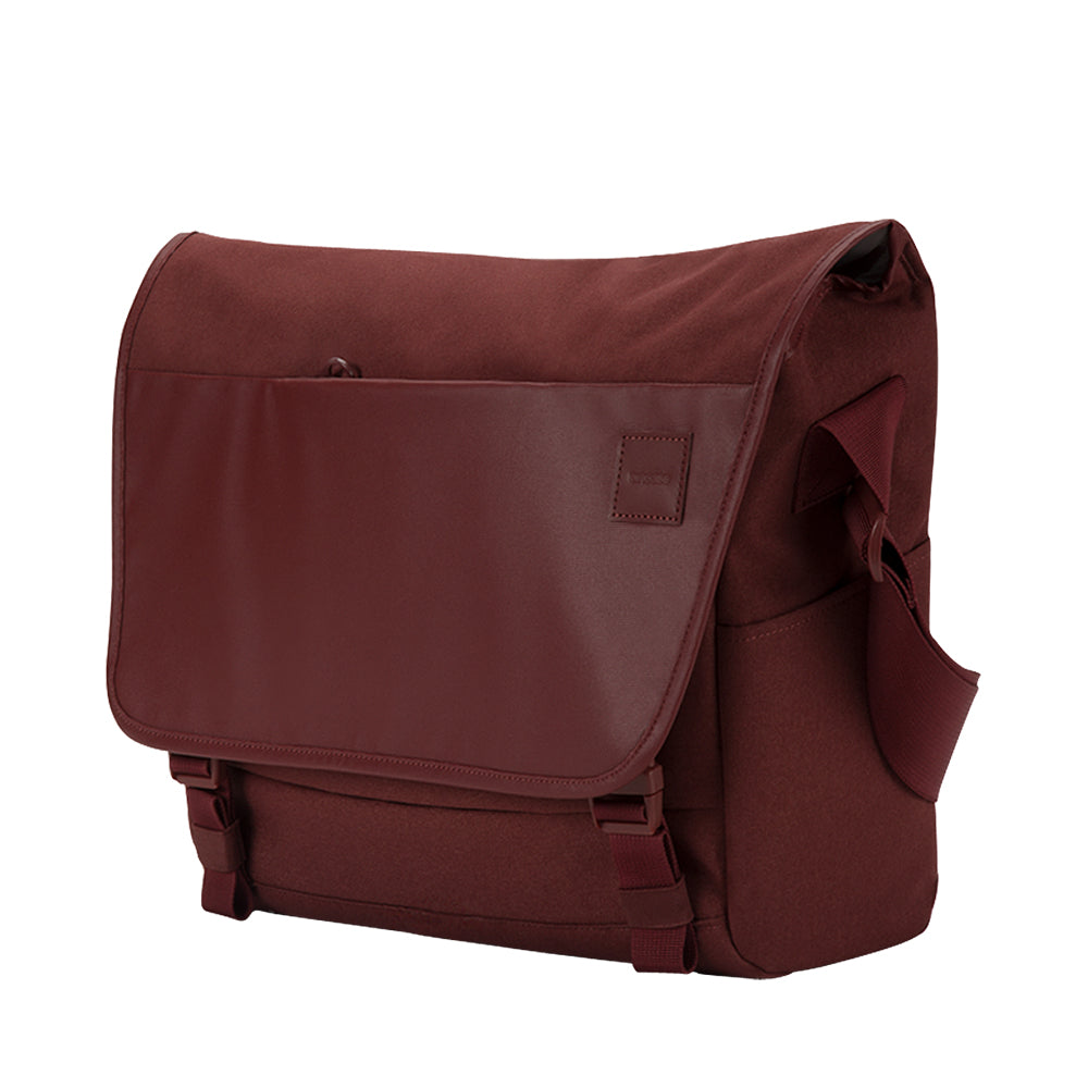 the place to buy genuine incase compass messenger bag for macbook upto 15 inch deep red free shipping australia wide Australia Stock