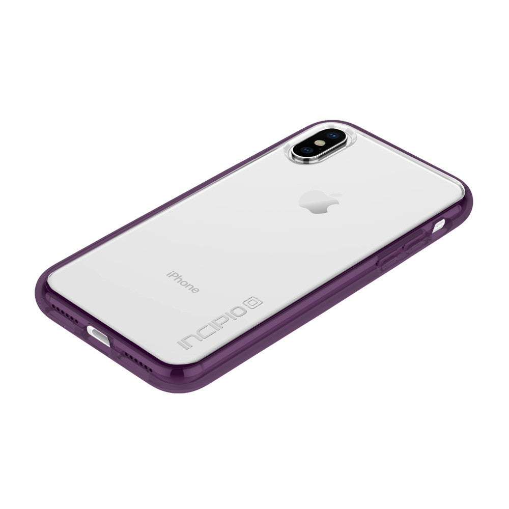 Shop Australia stock INCIPIO OCTANE PURE TRANSLUCENT CO-MOLDED CASE FOR iPHONE XS/X - PLUM with free shipping online. Shop Incipio collections with afterpay Australia Stock