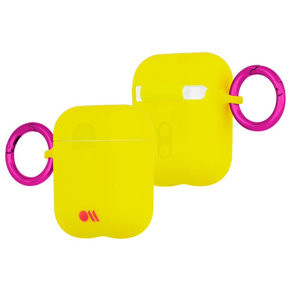 Shop Australia stock CASEMATE Neon AirPods Hook Ups Case and Neck Strap - Lemon Lime Yellow with free shipping online. Shop Casemate collections with afterpay Australia Stock