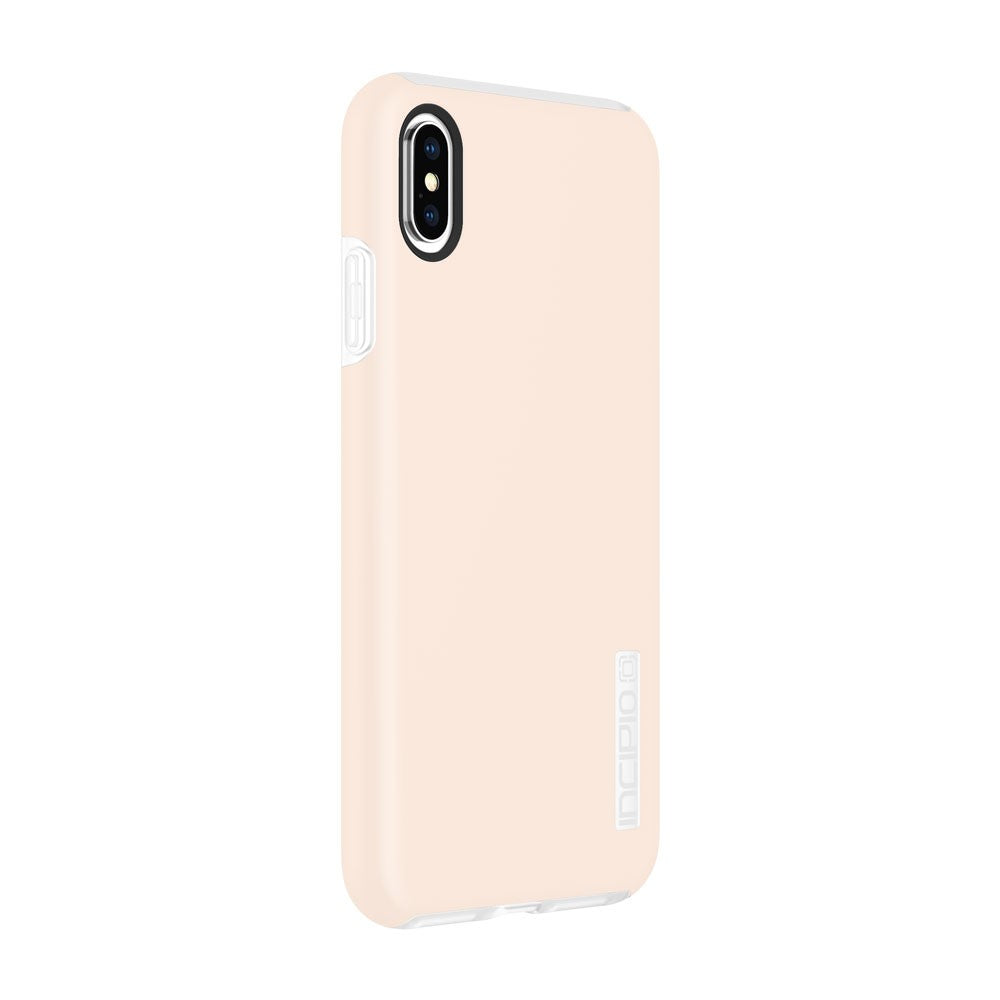 Shop Australia stock INCIPIO DUALPRO DUAL LAYER PROTECTIVE CASE FOR IPHONE XS/X - ROSE BLUSH with free shipping online. Shop Incipio collections with afterpay Australia Stock