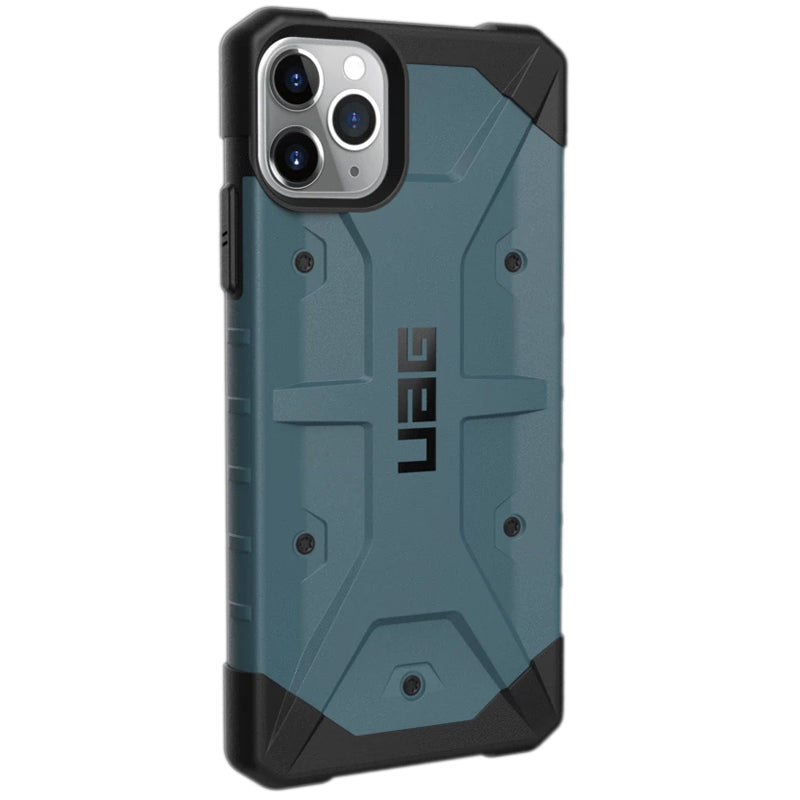 "Shop Australia stock UAG Pathfinder Rugged Case for iPhone 11 Pro Max (6.5"") - Slate with free shipping online. Shop UAG collections with afterpay Australia Stock"