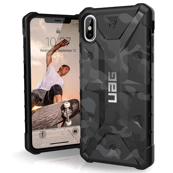 Get the latest PATHFINDER SE CAMO CASE FOR IPHONE XS MAX - MIDNIGHT FROM UAG with free shipping online.