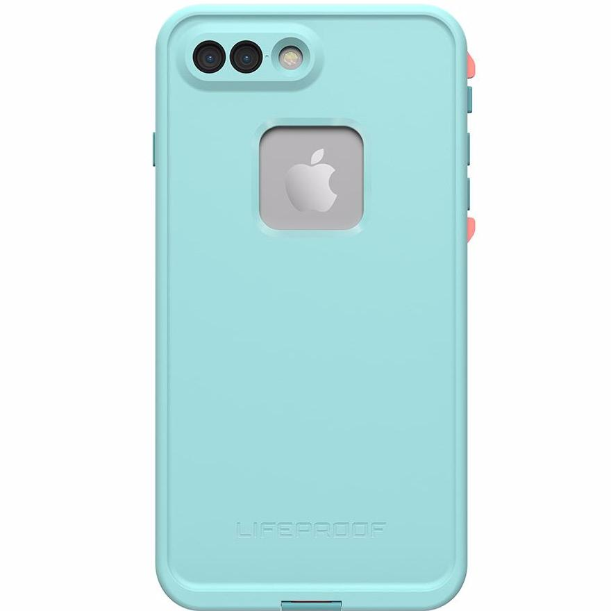 free express shipping australia for iphone 8 plus lifeproof fre waterproof case blue Australia Stock