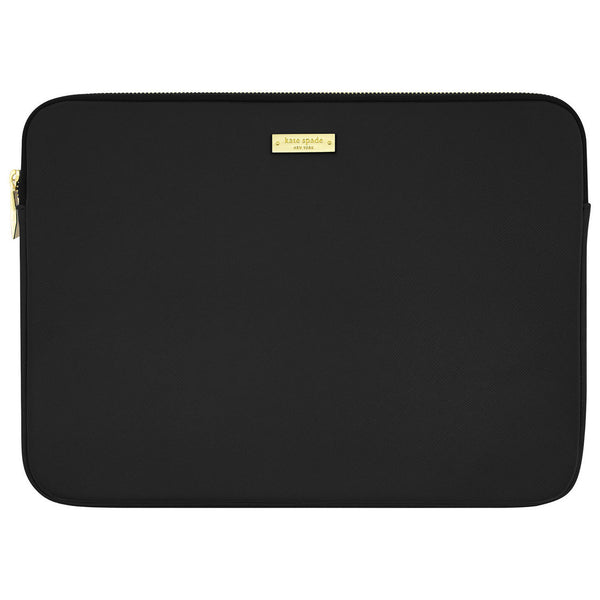 Shop Australia stock Kate Spade New York Saffiano Sleeve for Macbook 13 inch - Black with free shipping online. Shop Kate Spade New York collections with afterpay