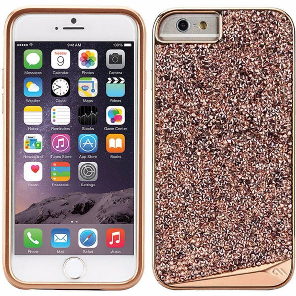 buy fashionable and chic design casemate brilliance tough genuine crystal case for iphone 8 /7 rose gold australia