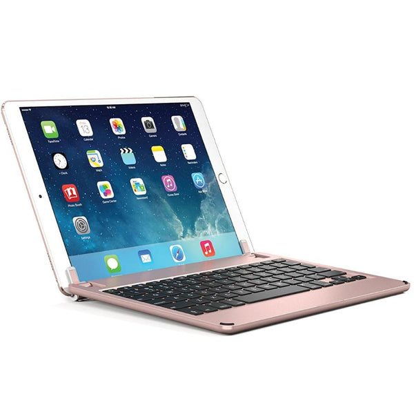 Get the 10.5 BLUETOOTH KEYBOARD FOR Ipad Air 10.5 Inch (2019)/IPAD PRO 10.5 - ROSE GOLD FROM BRYDGE with free shipping online.