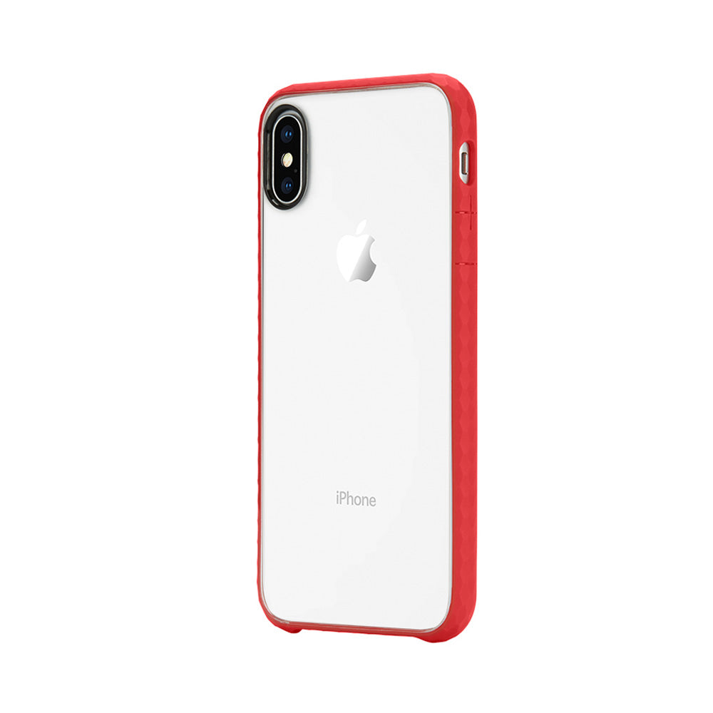 Get your genuine Incase Pop Tensaerlite Case For Iphone X - Clear Red. Authorized distributor offer free express shipping Australia wide from trusted official online store Syntricate. Australia Stock