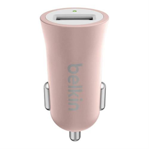 Shop Australia stock BELKIN MIXIT METALLIC CAR CHARGER 12W/2.4 AMPS - ROSE GOLD with free shipping online. Shop Belkin collections with afterpay Australia Stock
