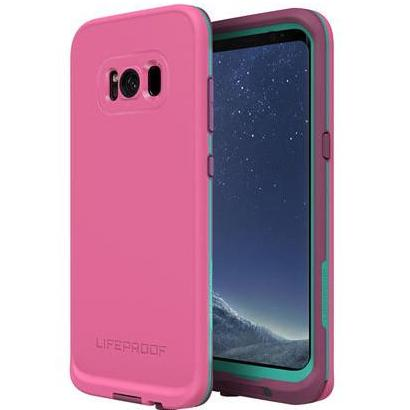 Buy Pink Cute Lifeproof Fre Waterproof Case For Galaxy S8+ Plus -  Twilights Edge. Free express shipping Australia wide only on Authorized distributor and trusted official online store Syntricate.
