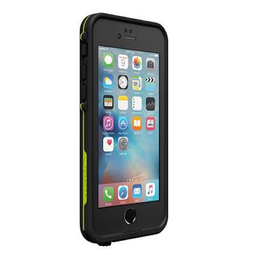 Best case and cover Lifeproof FRE Shot Waterproof Case for iPhone 6s/6 Black. Australia Stock