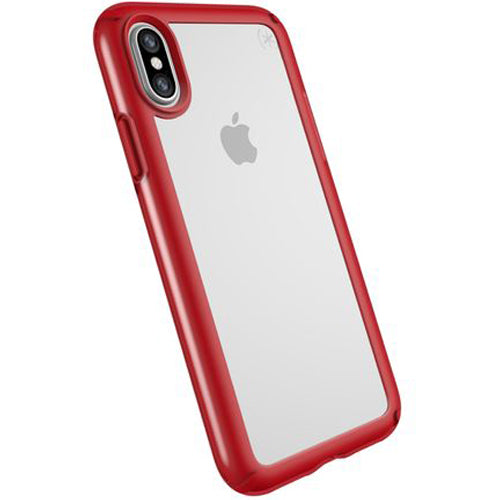 Shop Australia stock SPECK PRESIDIO SHOW iMPACTIUM CASE FOR iPHONE XS/X - RED/CLEAR with free shipping online. Shop Speck collections with afterpay Australia Stock