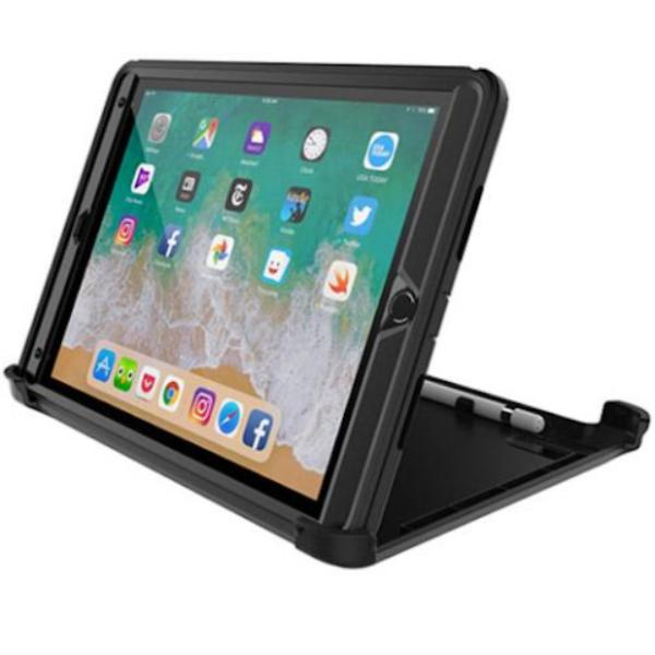 Buy Otterbox Defender Rugged Case For IPAD AIR 10.5 INCH/Ipad Pro 10.5 Inch - Black Free Shipping Australia Wide On Syntricate Australia Stock