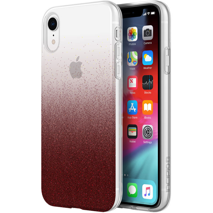 classic case for iphone xr with sparkles from incipio australia Australia Stock