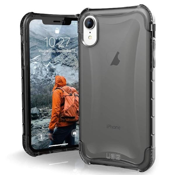 grey clear case for iphone xr from uag australia. buy online with free express shipping australia wide
