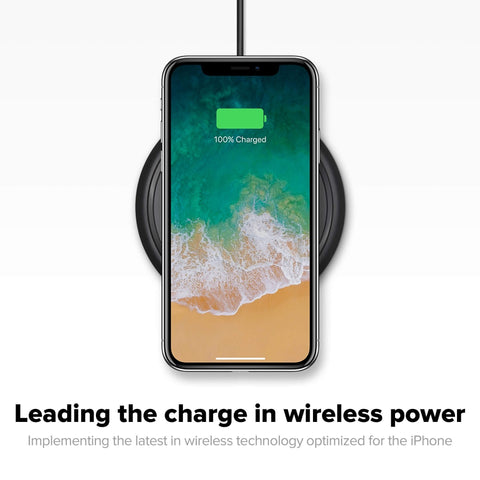 MOPHIE WIRELESS CHARGING PAD BASE