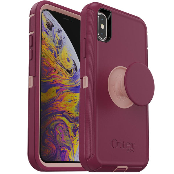 original defender case from otterbox for iphone x/xs