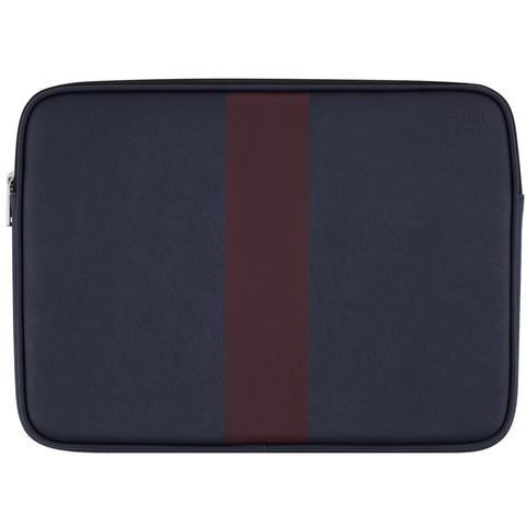 Shop Australia stock JACK SPADE NEW YORK RACING STRIPE SLEEVE FOR MACBOOK 13 INCH - NAVY/BURGUNDY STRIPE with free shipping online. Shop Jack Spade New York collections with afterpay