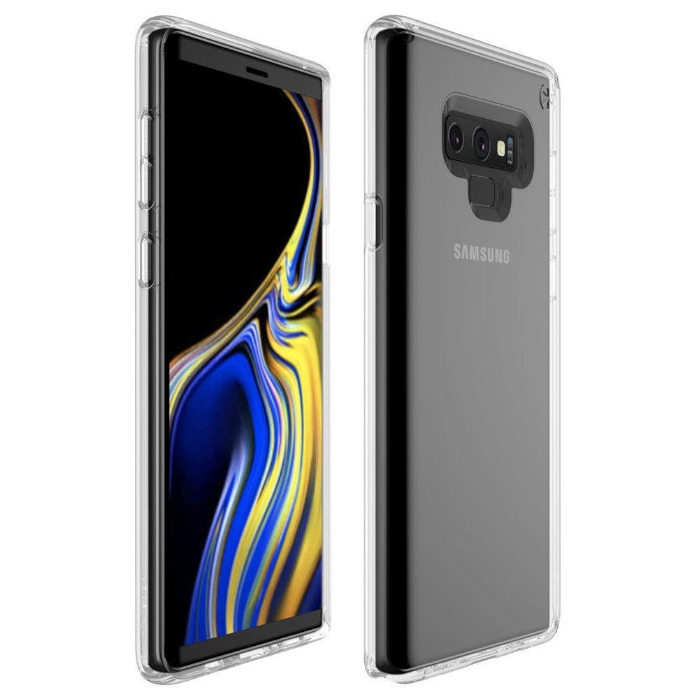 timeless design 9eb0a cbbd3 SPECK PRESIDIO STAY CLEAR CASE FOR GALAXY NOTE 9 - CLEAR