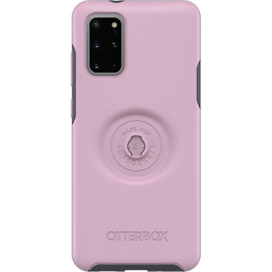 "Shop Australia stock OTTERBOX Otter + Pop Symmetry Case For Galaxy S20 Plus (6.7"") - Mauvelous with free shipping online. Shop OtterBox collections with afterpay Australia Stock"