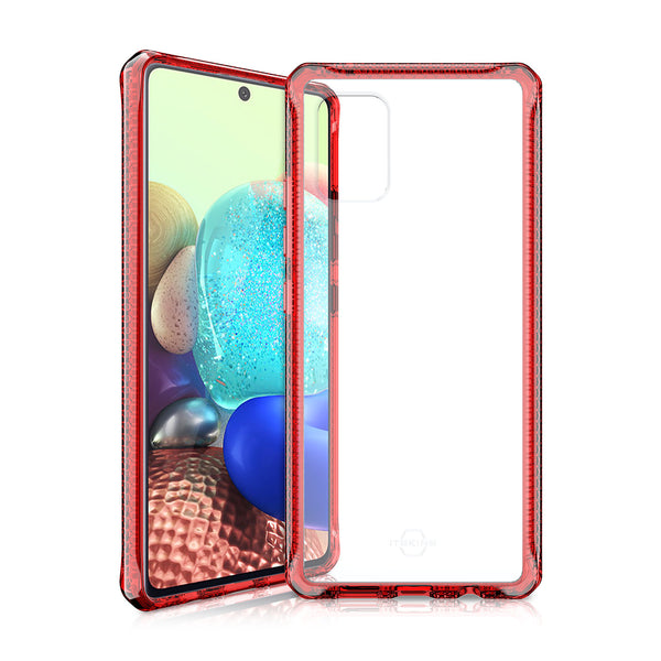 place to buy online outdoor case red clear case for samsung galaxy a71 5g with afterpay payment