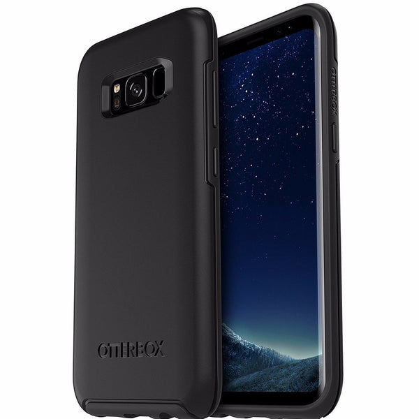 Oe stop shop online store to buy OTTERBOX SYMMETRY SLEEK SLIM CASE FOR GALAXY S8+ (6.2 inch) - BLACK. Free shipping australia with best price from official and authorized distributor.