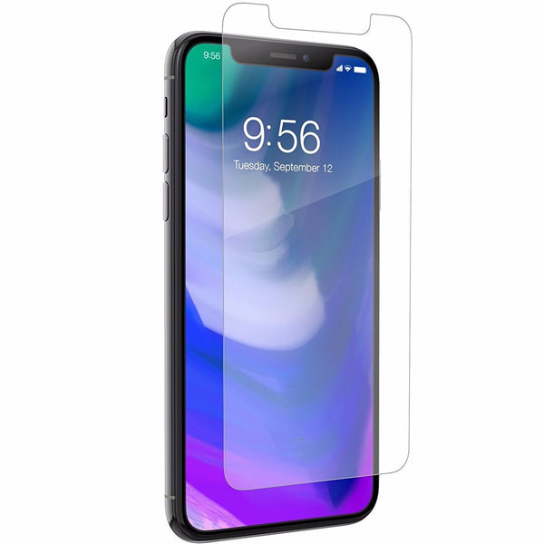 store online place to buy ZAGG INVISIBLESHIELD GLASS + TEMPERED SCREEN PROTECTOR FOR iPHONE X from authorized and trusted distributor. Free Express shipping Australia wide.