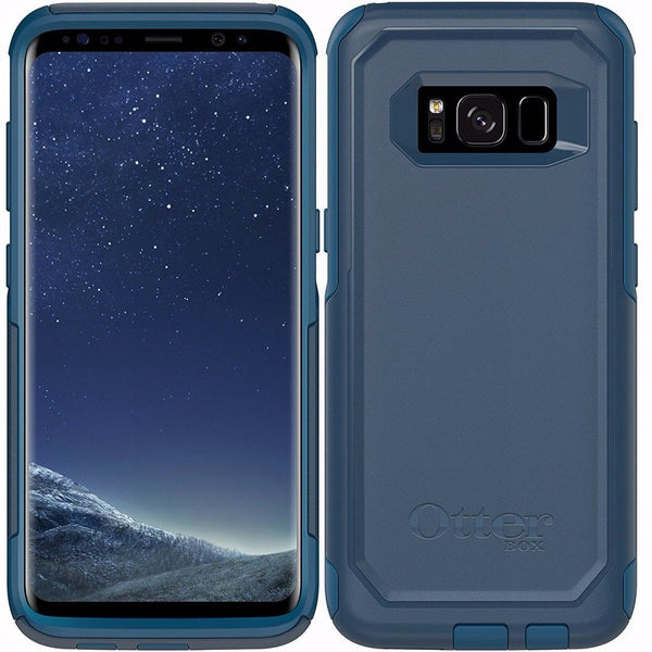 OTTERBOX COMMUTER DUAL LAYER CASE FOR GALAXY S8 - BLUE