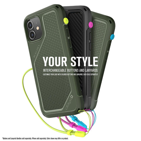 Get the latest case with interchangeable buttons and layers, choose your own style with Catalyst. Shop online at syntricate.