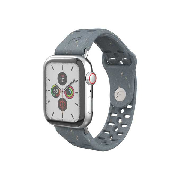 Get the latest Apple Watch (42mm-44mm) PELA Vine Eco Friendly Watchband - Shark Skin from Australia authentic from authorised reseller with afterpay & return policy.