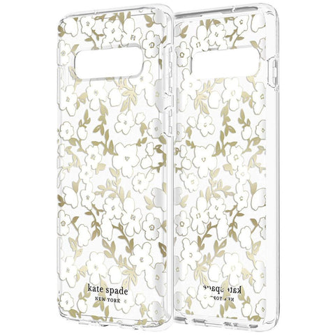 Shop Australia stock KATE SPADE NEW YORK GIFT SET PROTECTIVE CASE & RING STAND FOR GALAXY S10 (6.1-INCH) - FLORAL/GOLD/CLEAR with free shipping online. Shop Kate Spade New York collections with afterpay