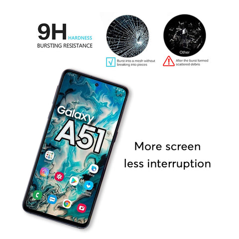 tempered glass for samsung a51 australia. buy online with afterpay payment